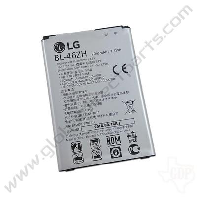 OEM LG Battery [BL-46ZH] [2045 mAh] [EAC63079707]