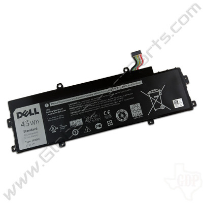 OEM Reclaimed Dell Chromebook 11 CRM3120 Battery