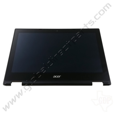 OEM Reclaimed Acer Chromebook C738T, CB5-132T LCD & Digitizer Assembly - Black