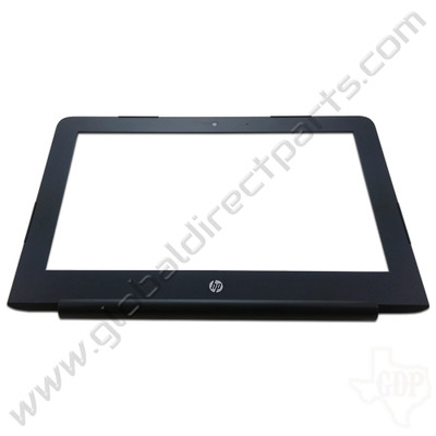 OEM Reclaimed HP Chromebook 11 G6 EE, 11A G6 EE LCD Frame [B-Side] - Gray