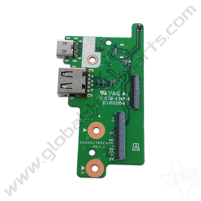 OEM HP Chromebook 11 G6 EE Type-C USB PCB