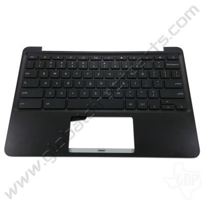 OEM Reclaimed Asus Chromebook C202S Keyboard [C-Side] - Black