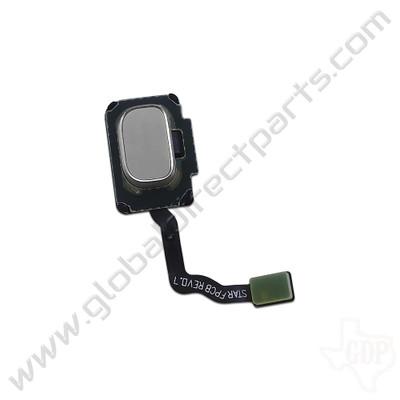 OEM Samsung Galaxy S9, S9+ Fingerprint Scanner Flex - Gray