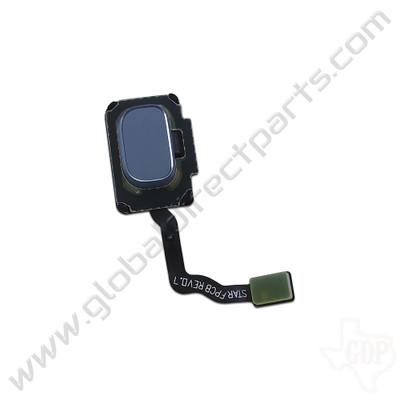OEM Samsung Galaxy S9, S9+ Fingerprint Scanner Flex - Blue [GH96-11479D]