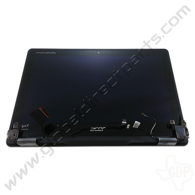 OEM Reclaimed Acer Chromebook Spin 11 R751T Complete LCD & Digitizer Assembly - Black [Stylus Enabled]