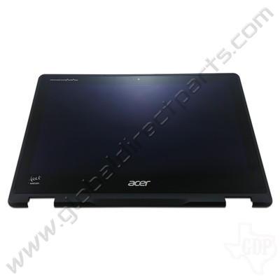 OEM Reclaimed Acer Chromebook Spin 11 R751T LCD & Digitizer Assembly - Black [Stylus Enabled]