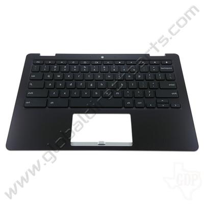 OEM Reclaimed Asus Chromebook Flip C213SA Keyboard [C-Side] - Black