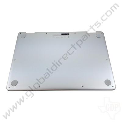 OEM Reclaimed Asus Chromebook Flip C302C Bottom Housing [D-Side] - Silver