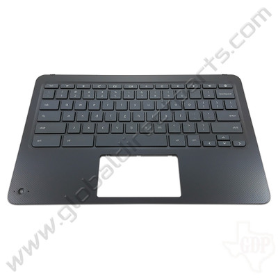 OEM HP Chromebook x360 11 G1 EE Keyboard [C-Side] - Gray