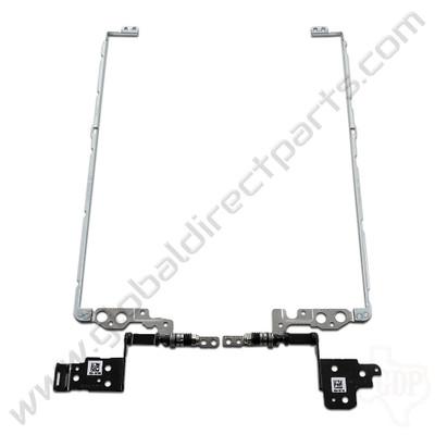 OEM HP Chromebook 14 G5 Metal Hinge Set