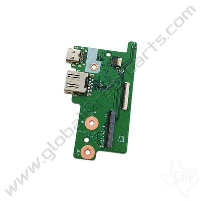 OEM HP Chromebook 14 G5 Type-C USB PCB
