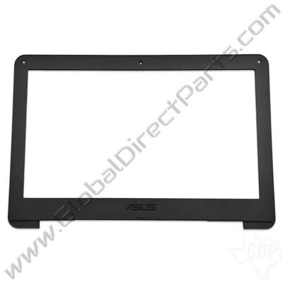 OEM Asus Chromebook C202S LCD Frame [B-Side] - Dark Gray