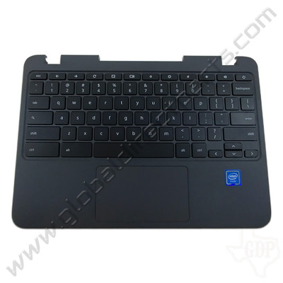 OEM CTL Chromebook NL7 Keyboard with Touchpad [C-Side] - Gray