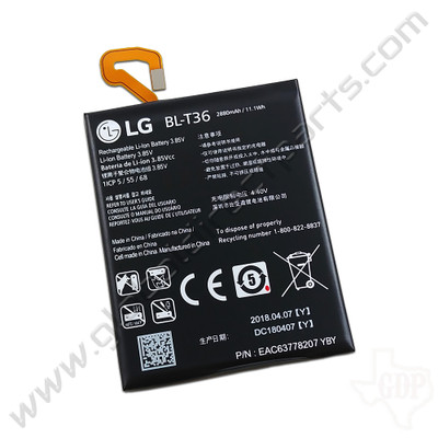 OEM LG Battery [BL-T36] [EAC63638201]