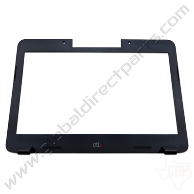 OEM CTL Chromebook NL7 LCD Frame [B-Side] - Gray