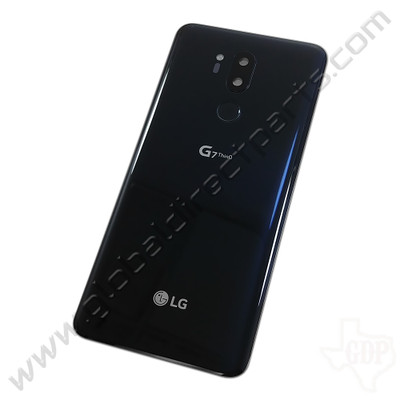 OEM LG G7 ThinQ G710VM, G710VMX Battery Cover Assembly - Black