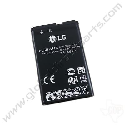 OEM LG Battery [LGIP-531A] [EAC61700201]