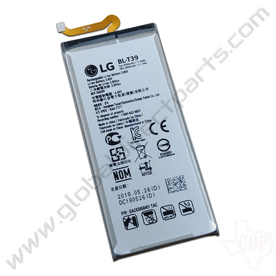 OEM LG G7, G7 Fit, Q7+ Battery [BL-T39] [EAC63958401]