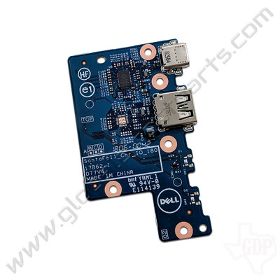 OEM Dell Chromebook 11 5190 Education Type-C USB PCB