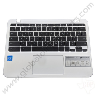OEM Acer Chromebook 11 CB311-7H Keyboard with Touchpad [C-Side]