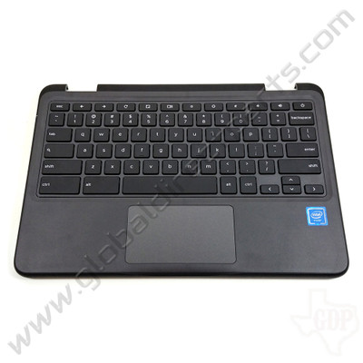 OEM Dell Chromebook 11 3100 Education Keyboard with Touchpad [C-Side] [09X8D7]