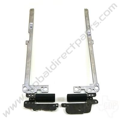 OEM Dell Chromebook 11 3100 Education Metal Hinge Set [2-in-1]