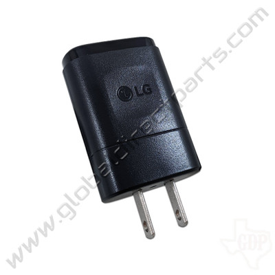 OEM LG USB Charger [1.2A] - Black [EAY64329402]