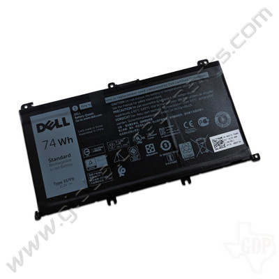 OEM Dell Inspiron 7000 Series Battery [357F9]
