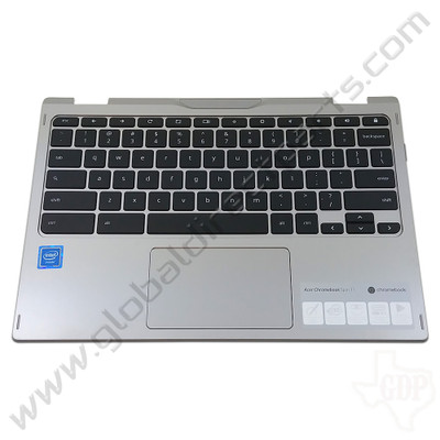 OEM Reclaimed Acer Chromebook Spin 11 CP311 Keyboard with Touchpad [C-Side]