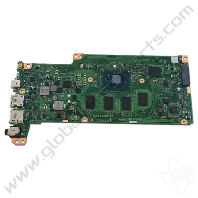 OEM Acer Chromebook Spin 11 CP311 Motherboard without Keyboard Camera Connector [4GB/32GB]