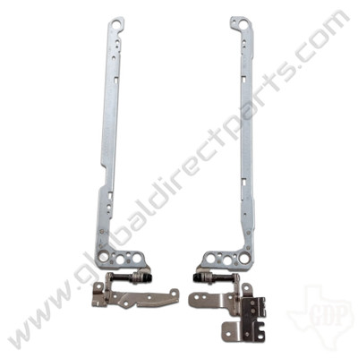 OEM Dell Chromebook 11 3180 Education Metal Hinge Set [Touch]