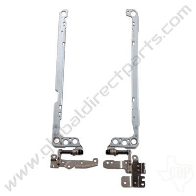 OEM Dell Chromebook 11 3180 Education Metal Hinge Set [Touch]