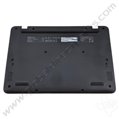 OEM Reclaimed Acer Chromebook C732, C732T, C733 Bottom Housing [D-Side]