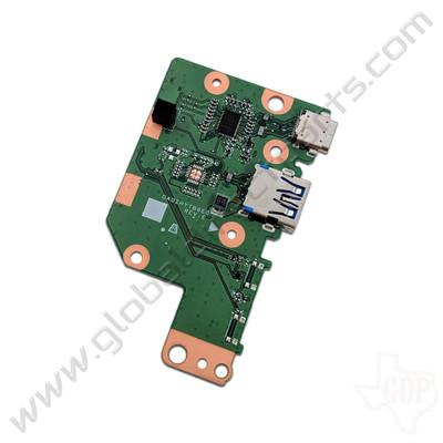 OEM Acer Chromebook C732, C732T Type-C Charging & USB PCB