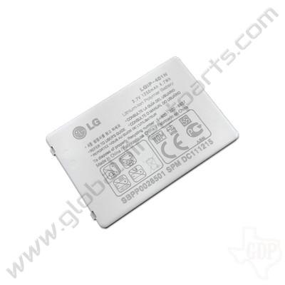 OEM LG Battery [LGIP-401N] [SBPP0028501]