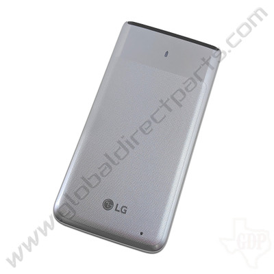 OEM LG Exalt LTE VN220 LCD Cover [A-Side] - Silver [ACQ90037201]