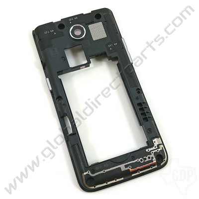 OEM LG Exalt LTE VN220 Bottom Housing [D-Side] [ACQ90037801]