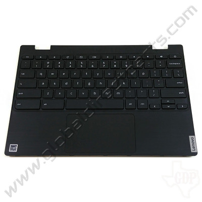 OEM Lenovo 100e Chromebook 2nd Gen MTK 81QB Keyboard with Touchpad [C-Side]