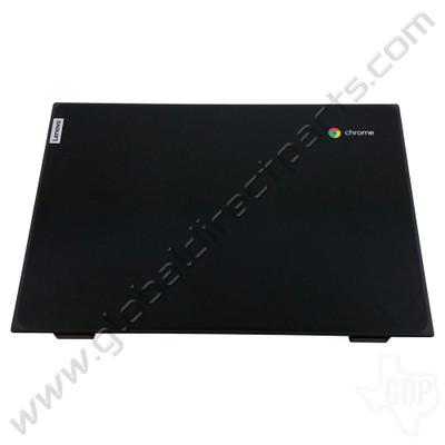 OEM Reclaimed Lenovo 100e Chromebook 2nd Gen MTK 81QB LCD Cover [A-Side]