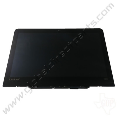 OEM Reclaimed Lenovo 300e Chromebook 81H0 LCD Assembly - Black [Non-Touch]