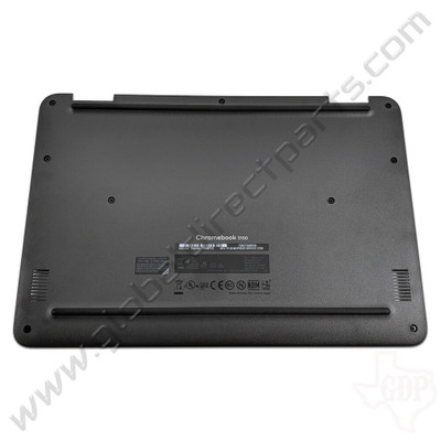 OEM Dell Chromebook 11 3100 Education Bottom Housing [D-Side] [Touch/Non-Touch]