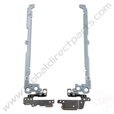 OEM Dell Chromebook 11 3100 Education Metal Hinge Set [Touch/Non-Touch]