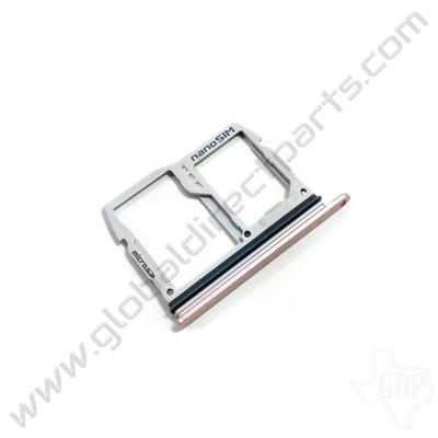 OEM LG G6 SIM & SD Card Tray - White [ABN75218203]