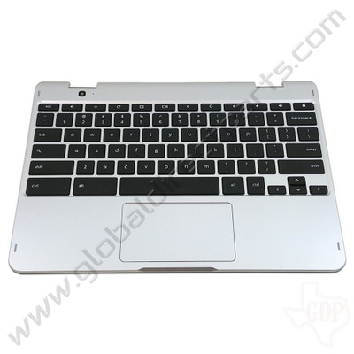 OEM Reclaimed Samsung Chromebook Plus V2 XE520QAB Keyboard with Touchpad [C-Side]