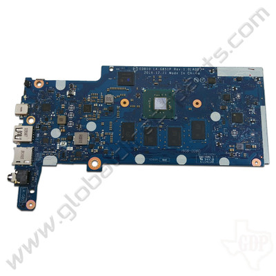 OEM Dell Chromebook 11 3100 Education Motherboard without Camera Connector [4GB/32GB] [2-in-1] [0R2K1H]