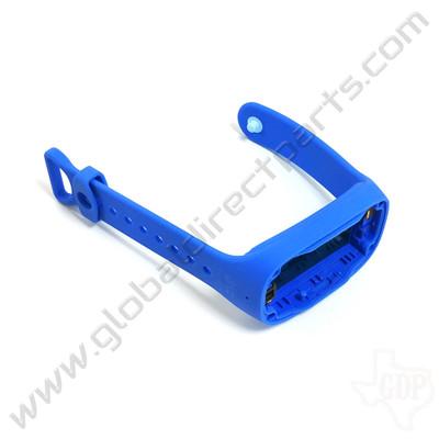 OEM LG GizmoPal VC100 Rear Housing Assembly - Blue [ACQ87837701]
