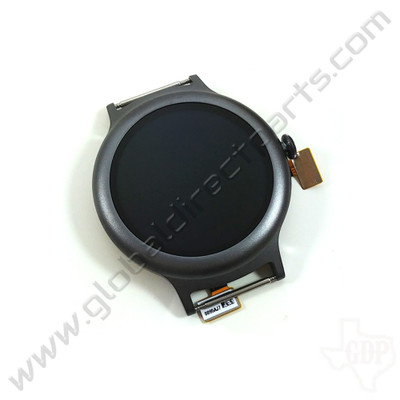 OEM LG Watch Style W270 POLED & Digitizer Assembly - Gray [ACQ89571802]