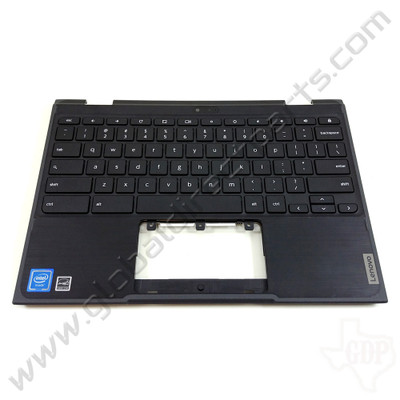 OEM Lenovo 500e Chromebook 2nd Gen 81MC Keyboard with Camera Lens [C-Side]