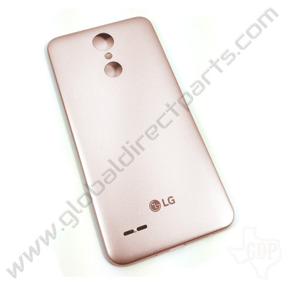 OEM LG Tribute Dynasty SP200 Battery Cover - Gold [ACQ89964501]