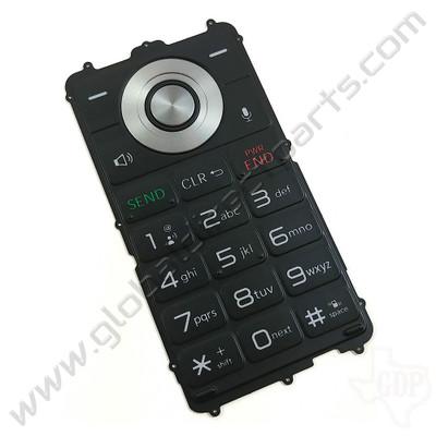 OEM LG Exalt LTE VN220 Keypad Mylar [AEX74577401]